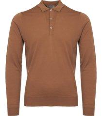 john smedley camel belper shirt belper-cam