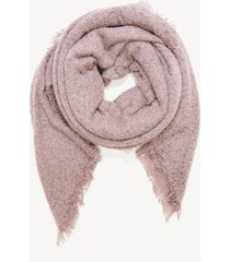 women's over blanket scarf mauve from sole society