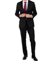 traje mix & color b negro trial