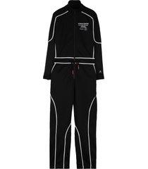 converse cotton-blend jumpsuit