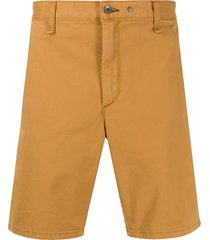 rag & bone classic chino shorts - neutrals