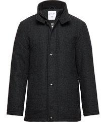 harrison jacket wollen jack jack zwart seven seas copenhagen