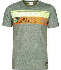t-shirt korte mouw jack & jones jconicco