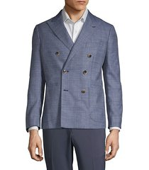 double breasted sport coat