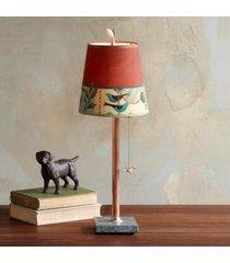 sundance catalog capri petite table lamp