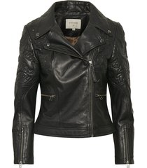 carnie leather jacket