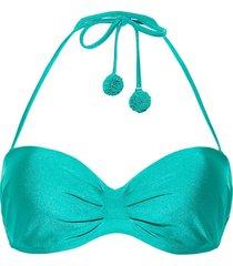 bikinitop columbia cup b groen