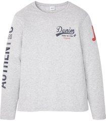maglia a maniche lunghe (grigio) - john baner jeanswear