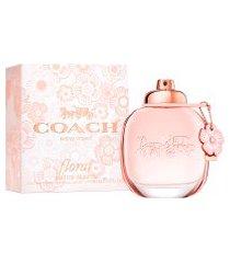 perfume coach floral feminino eau de parfum 90ml