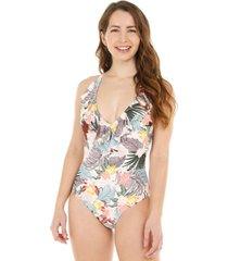 traje de baño vuelos tropical h2o wear