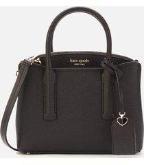 kate spade new york women's margaux mini satchel - black