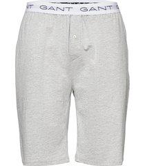 jersey pajama shorts shorts casual grå gant