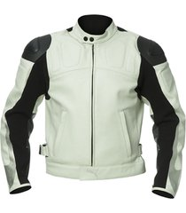 handmade black dainese bicker leather jacket black and white color combination