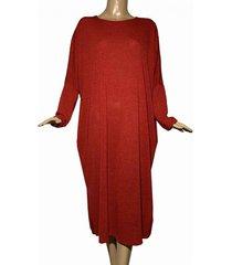 vestido rojo vindaloo