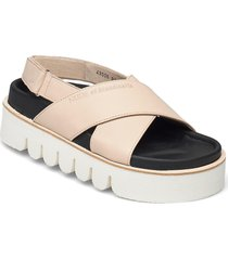 vendela slippers tofflor beige nude of scandinavia