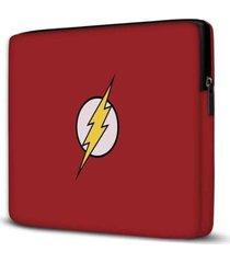 capa para notebook flash 15.6 à 17 polegadas - unissex