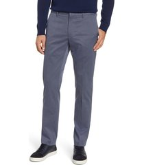 men's bonobos stretch weekday warrior slim fit dress pants, size 31 x 32 - blue