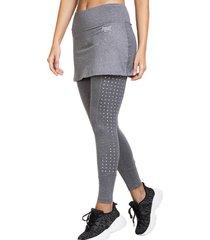 legging long skirt award gris everlast