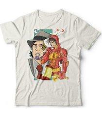 camiseta chapolin anime - unissex