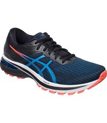 gt-2000 9 shoes sport shoes running shoes blå asics