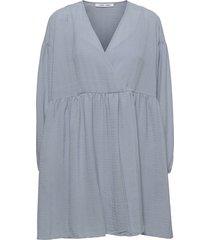 jolie short dress 12697 dresses everyday dresses blå samsøe samsøe