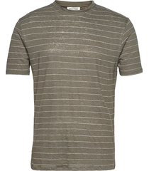 bs catania t-shirts short-sleeved brun bruun & stengade