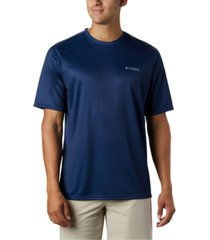 columbia men's pfg terminal tackle hooked t-shirt