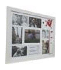 painel paixômetro 6 fotos,1 foto branco 61053