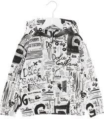 dolce & gabbana dg next hoodie