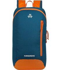 mochila/ mini al aire libre mangrove-azul