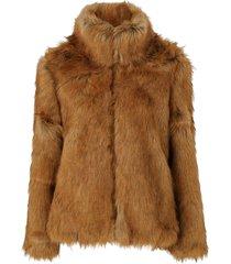 fuskpäls vipimps faux fur short jacket