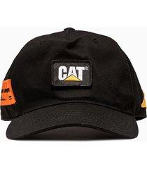 heron preston x caterpillar baseball cap hmlb006f20fab041