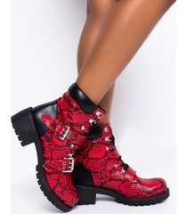 akira over your head flat bootie