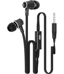 audifonos manos libres langsdom jm21 estéreo 3.5mm microfono