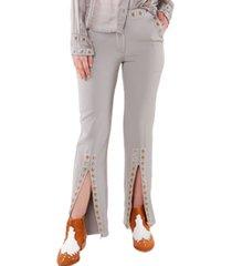 pantalon louisa plata caro criado
