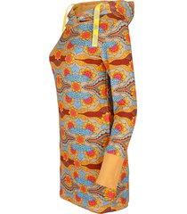 sukienka z kapturem sunflower