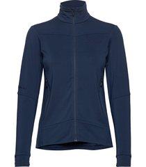 falketind warm1 stretch jacket w's sweat-shirt trui norrøna