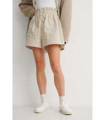 na-kd shorts - beige