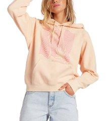 catchin waves women's sweatshirt top