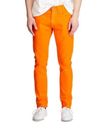 jeans sullivan 5 pocket naranja polo ralph lauren