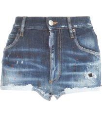 dsquared2 hw hot pants short