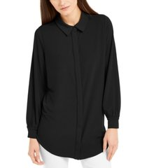 alfani button-up shirt, created for macy's