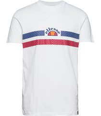 el lori tee t-shirts short-sleeved vit ellesse