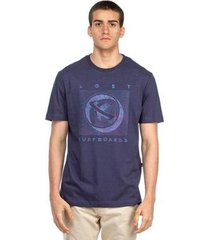 camiseta lost colors masculina