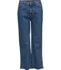 farrah vida jeans blå rodebjer