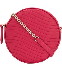 furla swing mini crossbody bag - red