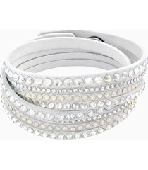 braccialetto slake deluxe, bianco