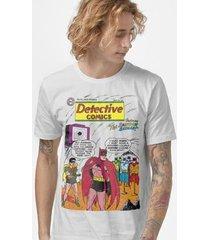 camiseta capa batman rainbow masculina
