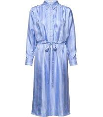 frida dress jurk knielengte blauw lovechild 1979
