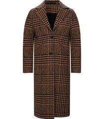 'jette' tweed coat